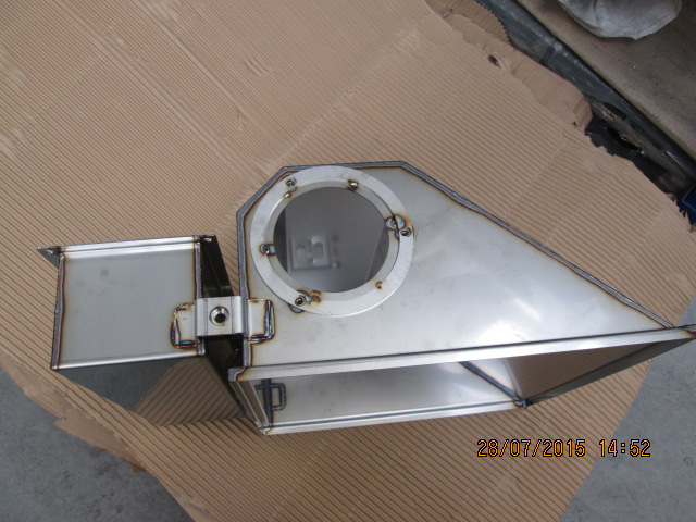 Road Lights _ Sheet metal Fabrication