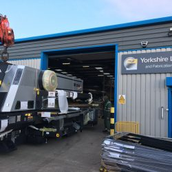 New manufacturing machine arrives at YLF factory